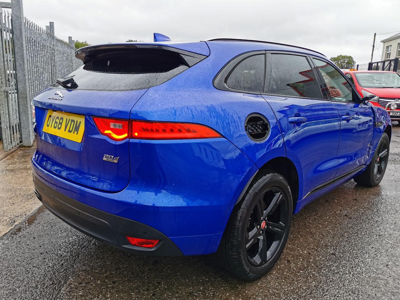 Late 2018 Jaguar F